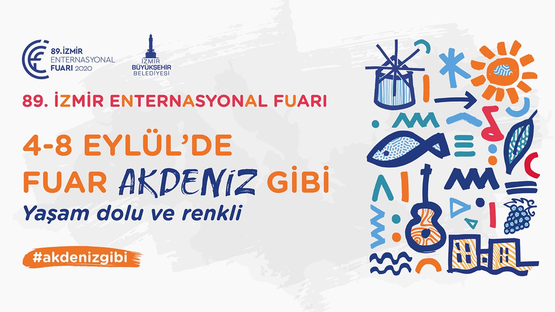 89 Izmir Enternasyonal Fuari
